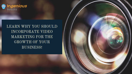 Importance of Video Marketing Strategy for Business!