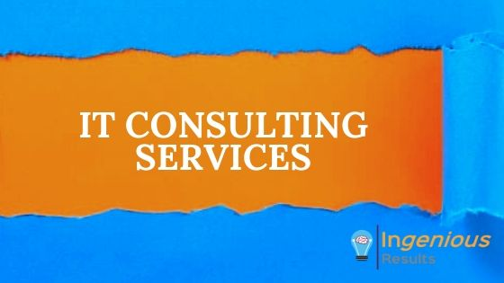 How IT Consulting Services Work and Why do You Need it