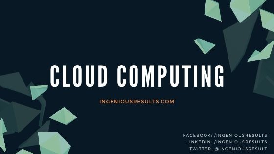 5 Brilliant Ways to Use Cloud Computing for Your Business